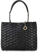 DKNY Diamond Quilt large shopper