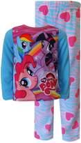 American Marketing Enterprises INC My Little Pony I Heart My Friends Fleece Pajama for girls