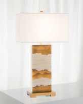 John-Richard Collection John Richard Collection Golden Dunes Table Lamp