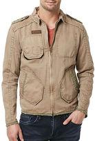 Buffalo David Bitton Long Sleeve Zip-Up Jacket