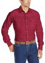 Wrangler Men's Rock 47 Long Sleeve Woven Shirt