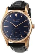 Gant Huntington Time Men's Watch Analogue Quartz Leather W71005