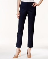 Charter Club Petite Tummy-Control Ankle Pants, Only at Macy's