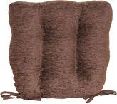 Asstd National Brand Chenille Chair Cushion