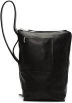 Rick Owens Black Mini Bucket Bag