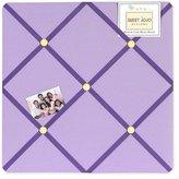 JoJo Designs Danielle's Daisies Fabric Memory/Memo Photo Bulletin Board by Sweet