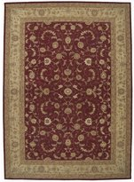 Nourison HE04-099446037503 Heritage Hall (HE04) Lacquer Rectangle Area Rug