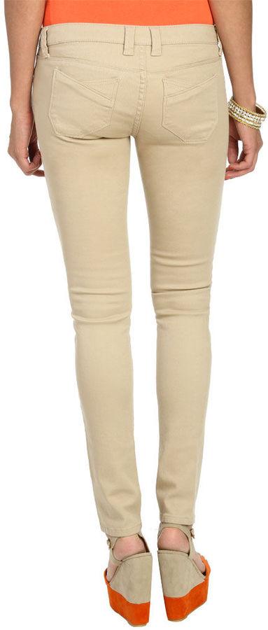 Wet Seal Fashionista Skinny Jean - Short