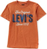 Levi's s Big Boys 8-20 Graphic Short-Sleeve Tee