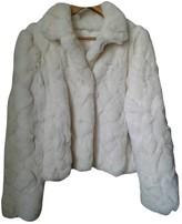 Sonia Rykiel White Rabbit Jacket for Women