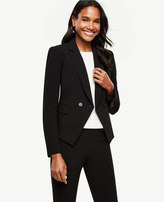 Ann Taylor Tux Lapel Jacket