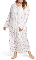 Carole Hochman Plus Size Women's Long Nightgown