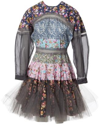 Natasha Zinko Multicolour Cotton Dresses