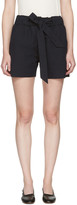 YMC Navy Togawa Shorts