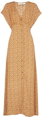 Samsoe & Samsoe Valerie floral-print maxi dress