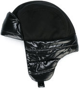 Moncler padded snow hat