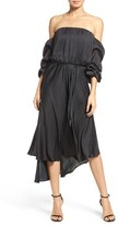 Bardot Women's Statement Sleeve Blouson Dress
