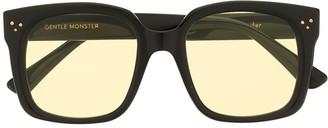 Gentle Monster Cracker 01 oversized-frame sunglasses
