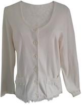 Sonia Rykiel White Cotton Knitwear for Women Vintage