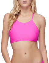 Body Glove Smoothies Solid Elena Cropped Top