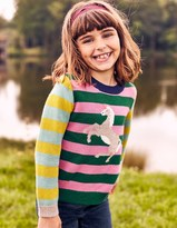 Boden Sparkly Fairytale Sweater