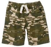 Gymboree Pull-On Camo Shorts