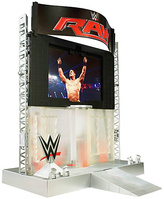 WWE Entrance Stage Playset