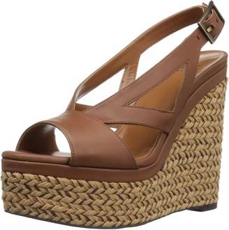 Aquatalia Women's Carly Calf Wedge Sandal