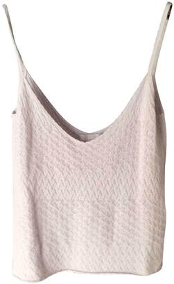 Zadig & Voltaire Purple Cashmere Top for Women