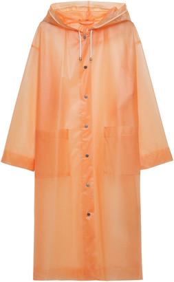 Stand Studio Carla Pvc Hooded Raincoat