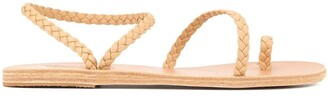Ancient Greek Sandals plait strap sandals