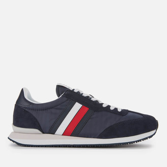 Tommy Hilfiger Men's Low Mix Running Style Trainers
