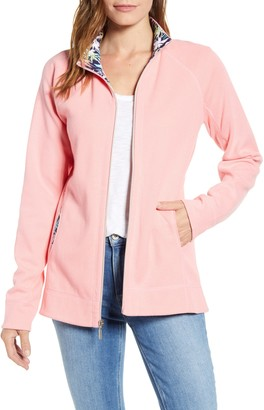 Tommy Bahama Palm Lights Aruba Zip Jacket
