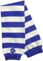 Baby Legs Unisex-Baby Color Printed Sports-School royal white