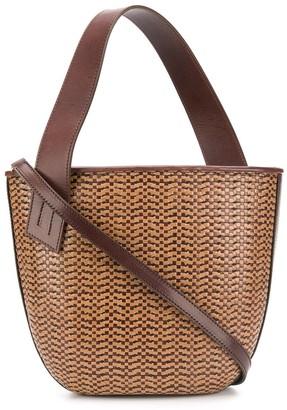 TL-180 Saigon woven style shoulder bag