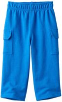 Baby Boy Jumping Beans® Solid French Terry Cargo Pants