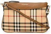 Burberry Horseferry check crossbody bag - women - Nylon/Leather - One Size