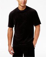 Sean John Men's Velour T-Shirt