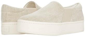 Vince Warren (Off-White/Sicily Jute Fabric) Women's Shoes