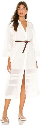 L'Academie The Maisy Midi Dress