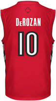 adidas Kids' DeMar DeRozan Toronto Raptors Revolution 30 Jersey, Big Boys (8-20)