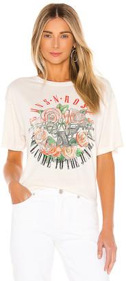 Daydreamer Guns N Roses Classic Boyfriend Tee