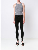 Rag & Bone cropped fitted top