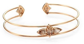 Etho Maria 18K Rose Gold 1.48 TCW Diamond Bracelet