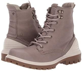 Ecco Tred Tray Waterproof High Hydromax (Moon Rock) Women's Boots