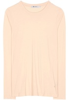 Alexander Wang Superfine Cotton Jersey Top