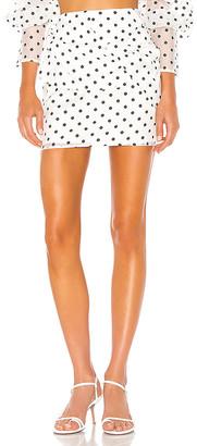 Camila Coelho Sadie Mini Skirt
