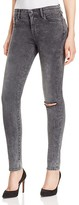 J Brand Mid Rise Skinny Jeans in Howl - 100% Exclusive