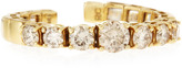Roberto Coin Spring Diamond Ring, Yellow Gold, Size 6.5, 0.75 TCW