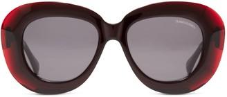 Oliver Goldsmith Sunglasses Norum 1958 Cherry